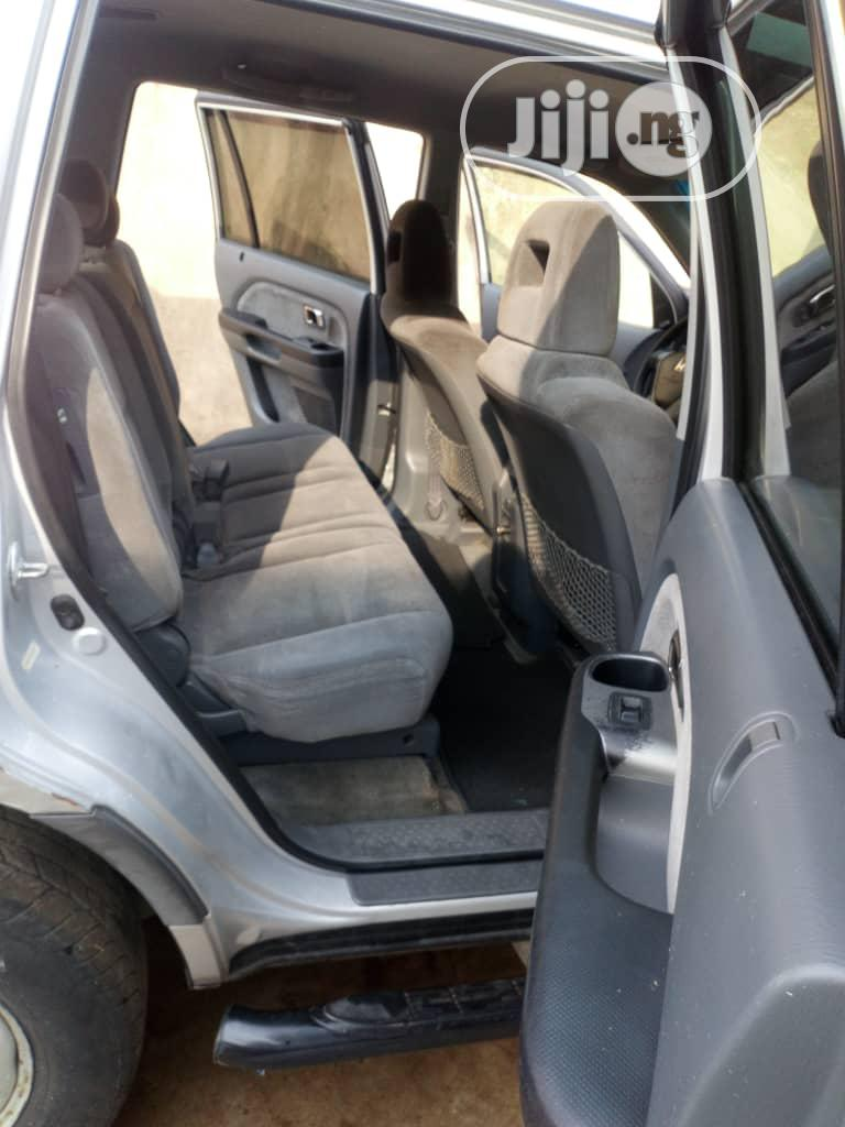 Honda Pilot 2005 EX 4x4 (3.5L 6cyl 5A) Silver   Cars for sale in Isolo, Lagos State, Nigeria