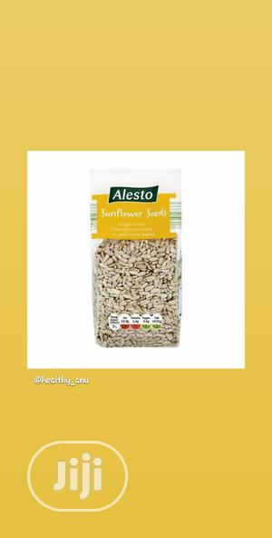 Alesto Sunflower Seeds 200G | Vitamins & Supplements for sale in Lagos State, Ikeja