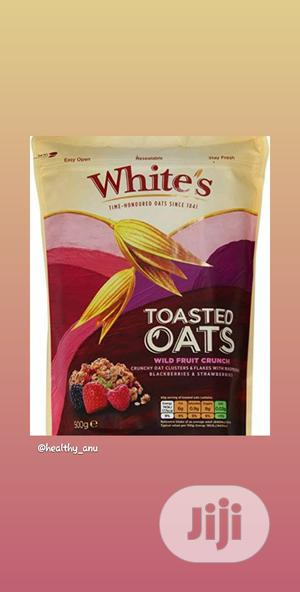 Whites Toasted Oats Wild Fruit Crunch 500G   Vitamins & Supplements for sale in Lagos State, Ikeja