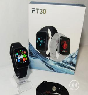 FT30 HD Full Touch Smart Watch And Health Fitness Tracker | Smart Watches & Trackers for sale in Lagos State, Ikeja