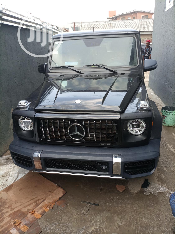 G Wagon Upgrade