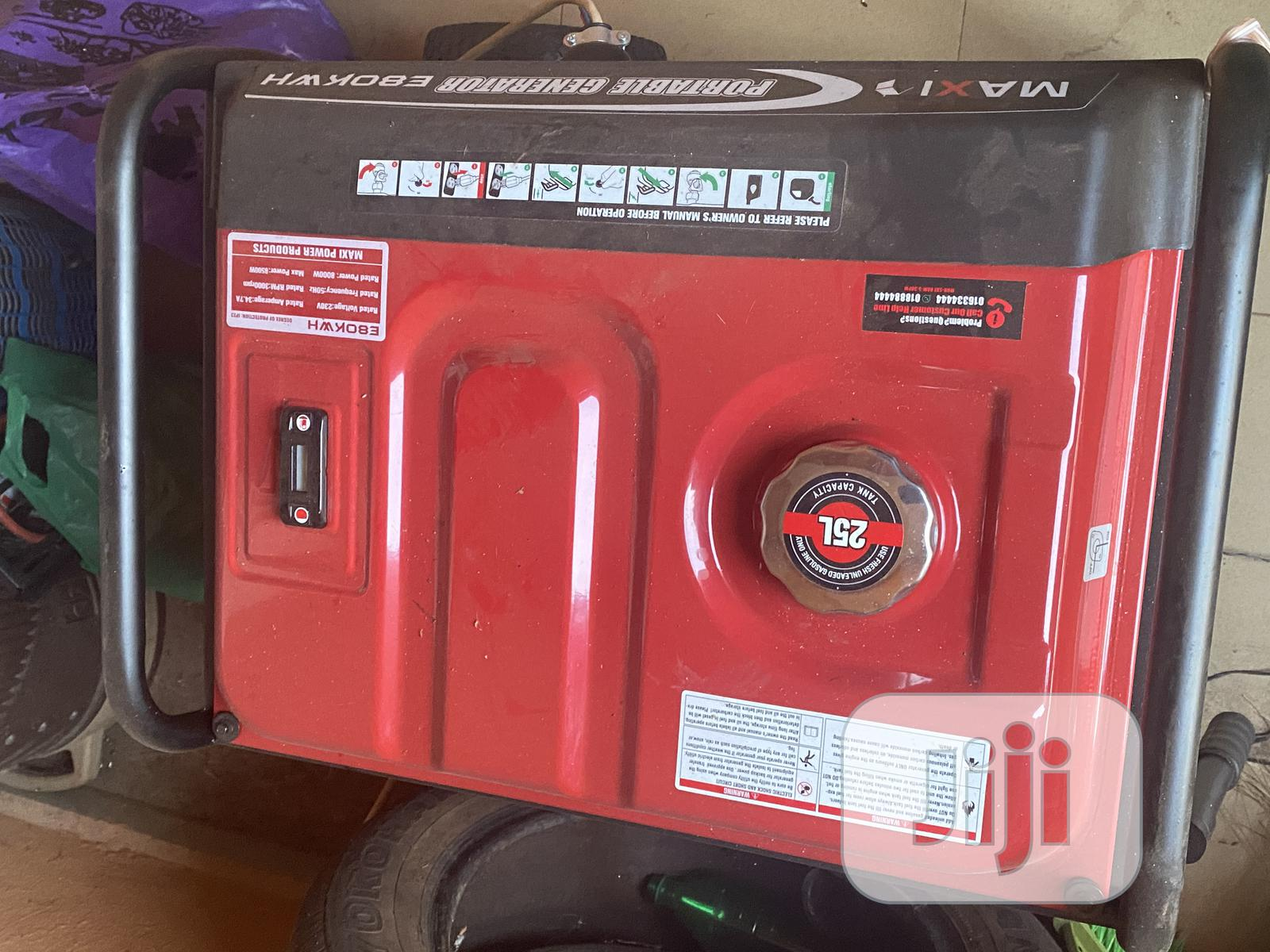 Maxi 10kva Generator   Electrical Equipment for sale in Oshimili South, Delta State, Nigeria