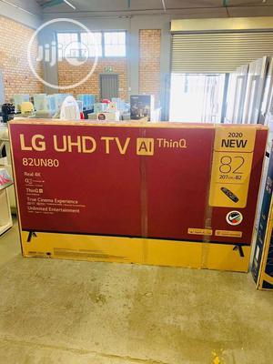 ✓Korea LG 82'' Smart Super Uhd 4K Satellite TV +Magic Remote | TV & DVD Equipment for sale in Lagos State, Surulere