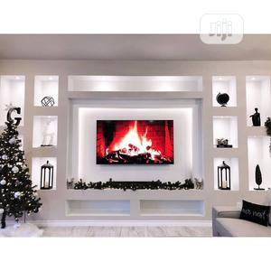 3d Panel Pop Wall Devider Tv Wall Design   Building & Trades Services for sale in Lagos State, Magodo