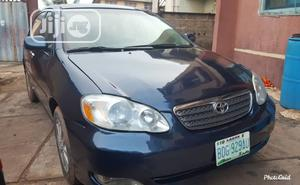 Toyota Corolla 2004 LE Blue   Cars for sale in Anambra State, Awka