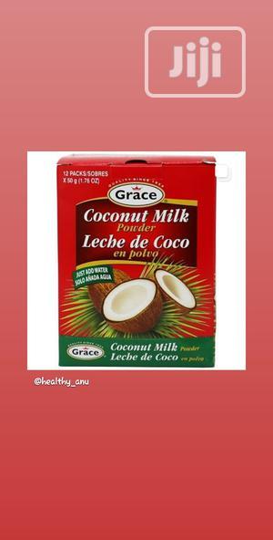 Coconut Milk Powder 100G   Vitamins & Supplements for sale in Lagos State, Ikeja