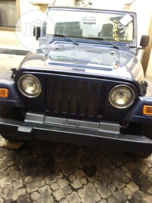Jeep Wrangler 2006 Blue   Cars for sale in Lagos State, Ikeja