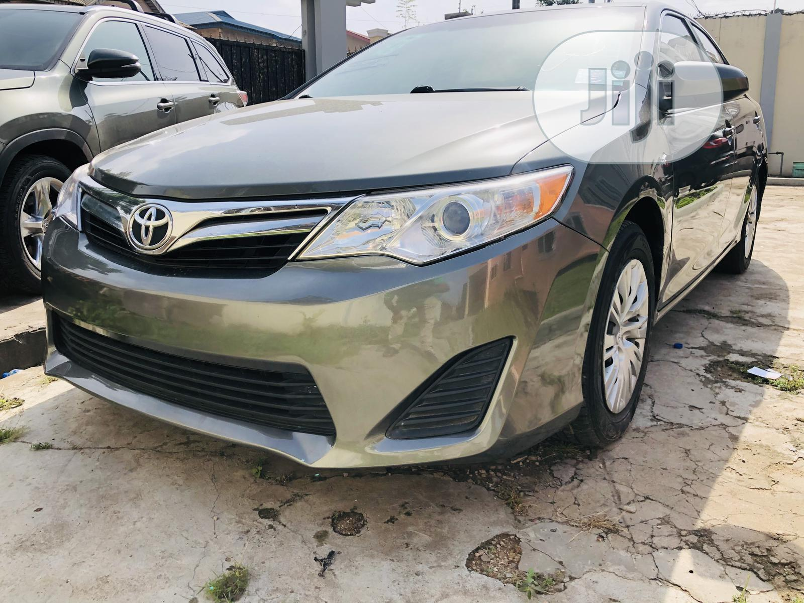 Toyota Camry 2013 Green   Cars for sale in Ikeja, Lagos State, Nigeria