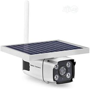 4G Smart Solar Powered Security IP Camera | Security & Surveillance for sale in Lagos State, Ikeja
