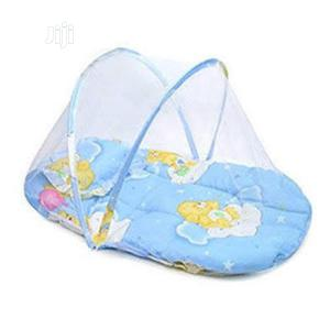 Infant Baby Bed With Mosquito Net Foldable Baby Crib | Children's Furniture for sale in Lagos State, Agege