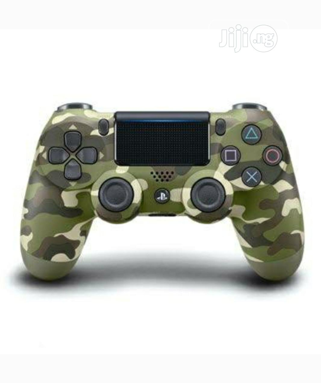 Archive: Ps4 Controller Pad Green Camo