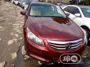 Honda Accord 2008 Red | Cars for sale in Lagos State, Apapa
