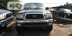 Toyota Tacoma 2004 Double Cab V6 4WD Green   Cars for sale in Lagos State, Apapa
