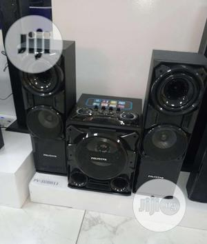 New Polystar 2500w Powerful Dvd Set With Bluetooth , USB | Audio & Music Equipment for sale in Lagos State, Ojo