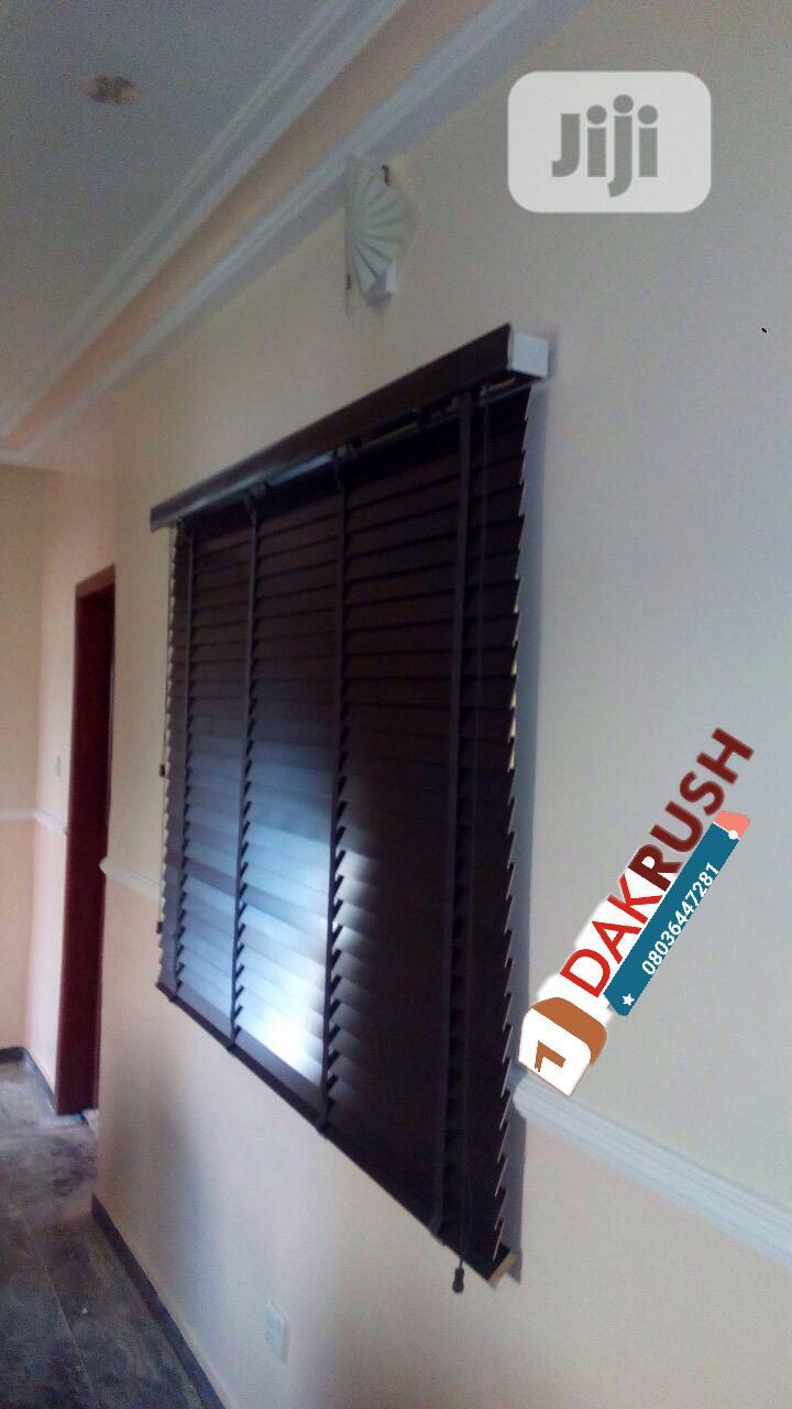 American Wooden Window Blind | Home Accessories for sale in Ikorodu, Lagos State, Nigeria