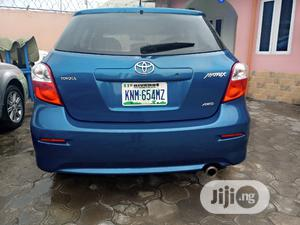 Toyota Matrix 2010 Blue   Cars for sale in Rivers State, Port-Harcourt