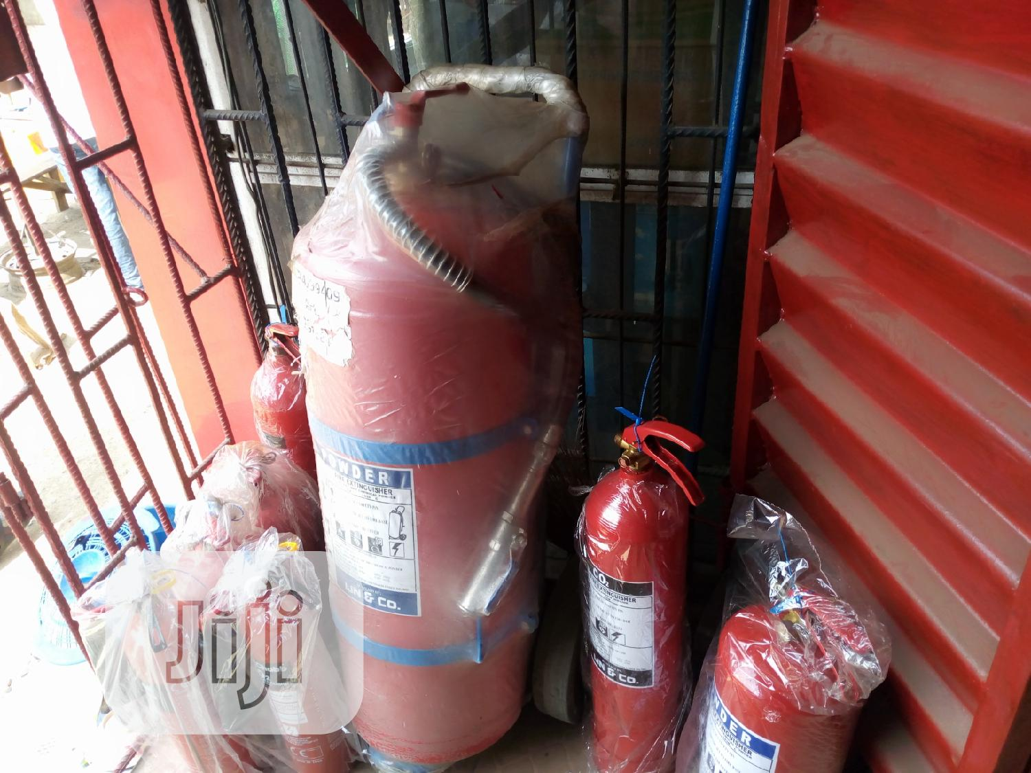 Fire Extinguisher | Safetywear & Equipment for sale in Ikeja, Lagos State, Nigeria