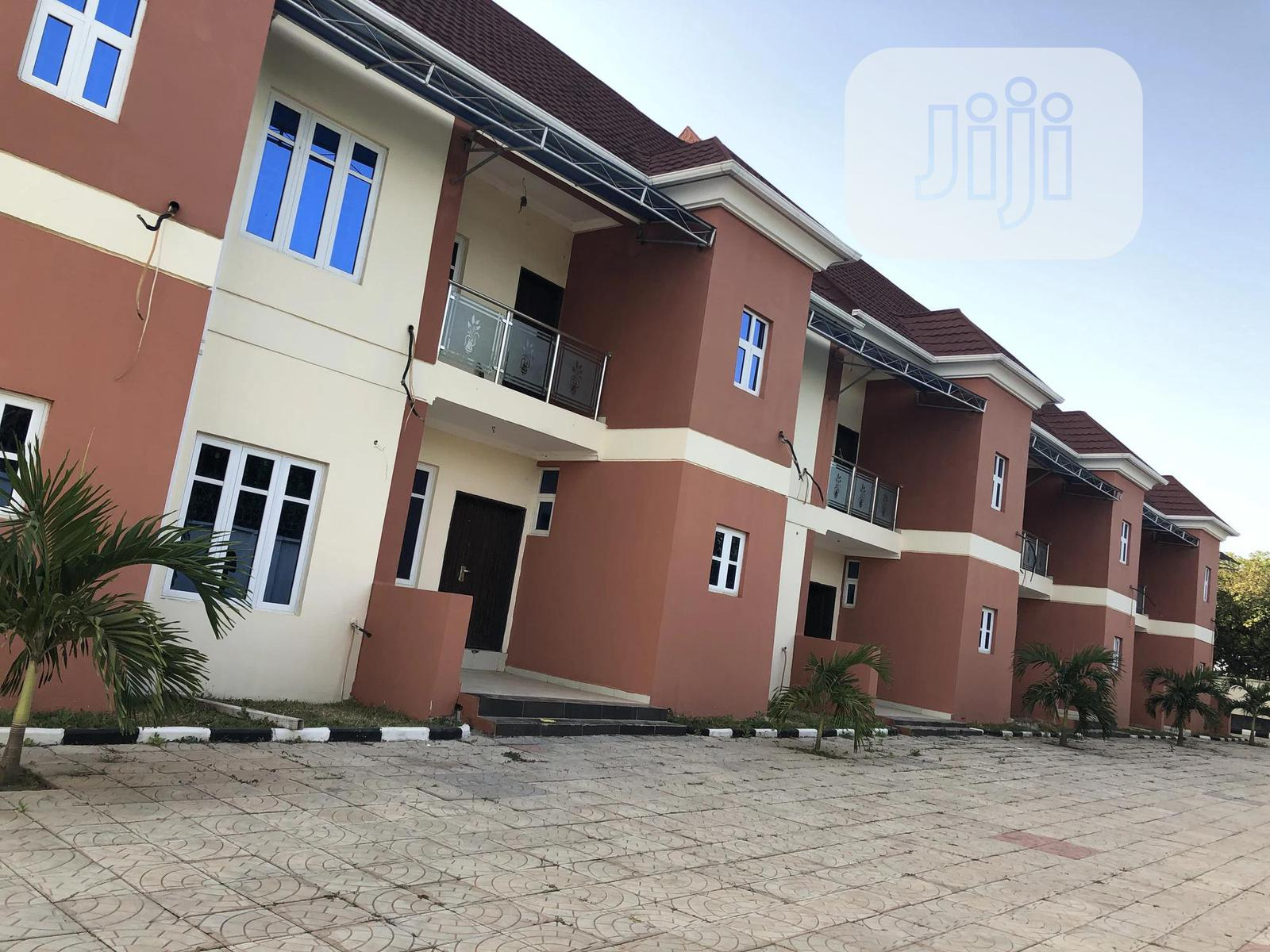 3 Bedroom Terrace Duplex With Two Parlors