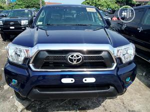 Toyota Tacoma 2013 Blue   Cars for sale in Lagos State, Apapa