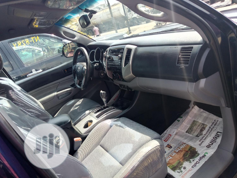 Toyota Tacoma 2013 Blue | Cars for sale in Apapa, Lagos State, Nigeria