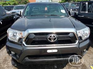 Toyota Tacoma 2014 Gray | Cars for sale in Lagos State, Apapa