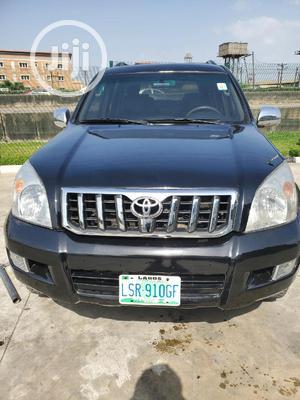 Toyota Land Cruiser Prado 2008 VX Black | Cars for sale in Lagos State, Maryland