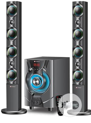 New Djack 5.1ch Powerful Home Theater DJ-665 With Bluetooth   Audio & Music Equipment for sale in Lagos State, Ojo
