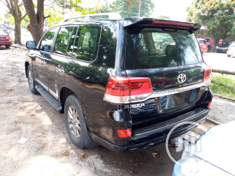 Toyota Land Cruiser 2012 Black | Cars for sale in Amuwo-Odofin, Lagos State, Nigeria