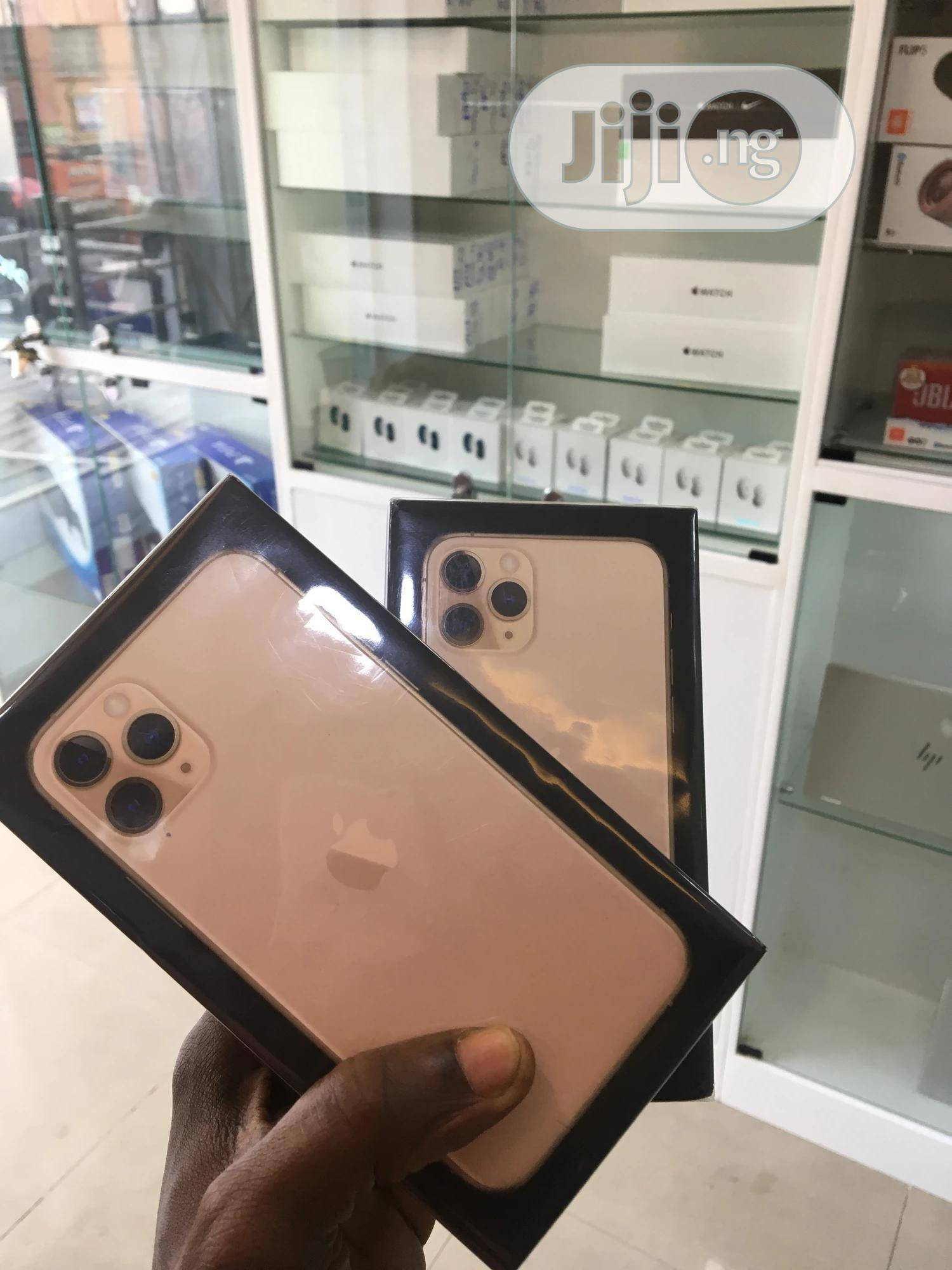 New Apple iPhone 11 Pro 64 GB Gold | Mobile Phones for sale in Ikeja, Lagos State, Nigeria