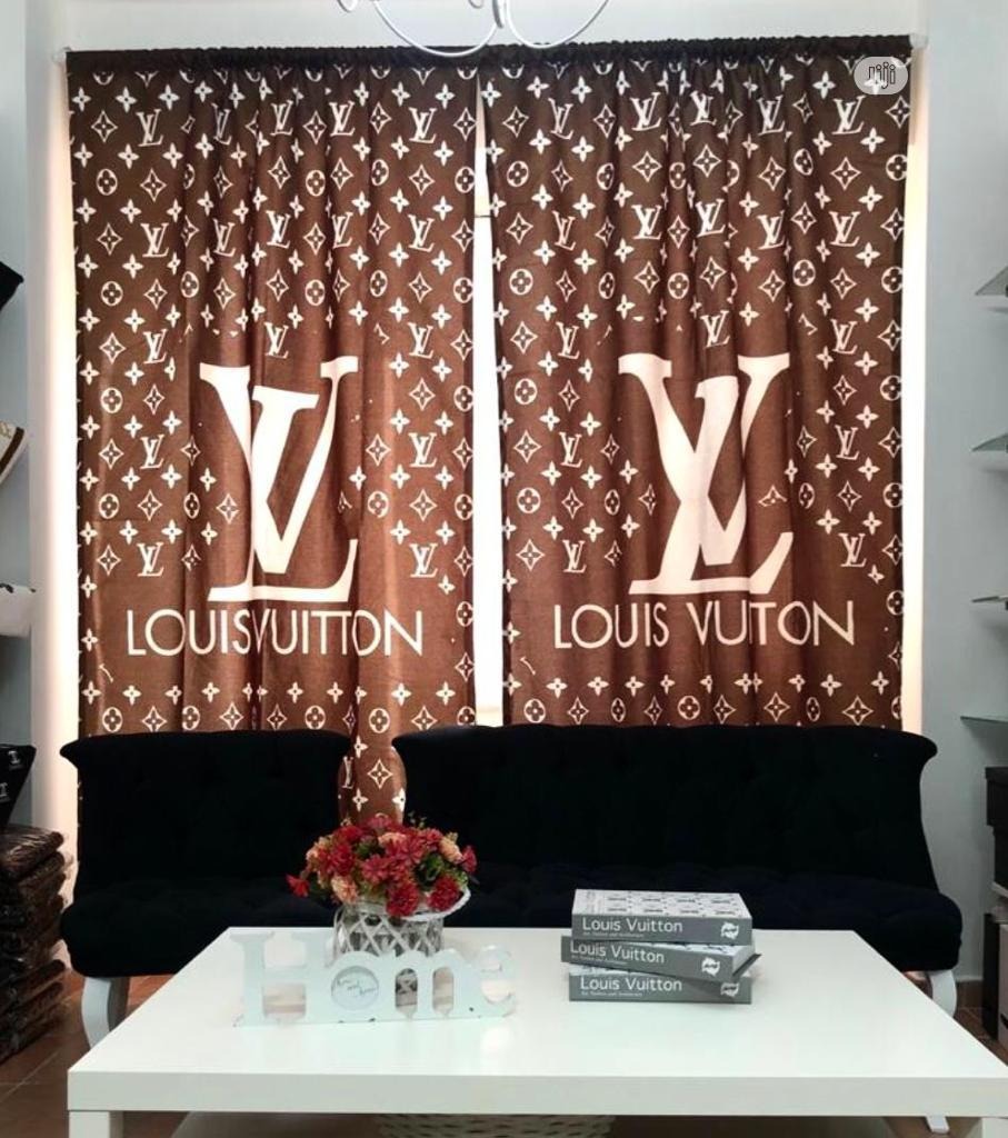 Louis Vuitton Curtains 165cm X 250cm In Amuwo Odofin Home Accessories Eby Sam Jiji Ng