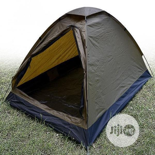 2 Men Camping Tent