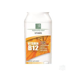 Bell Vitamin B12   Vitamins & Supplements for sale in Abuja (FCT) State, Wuse 2