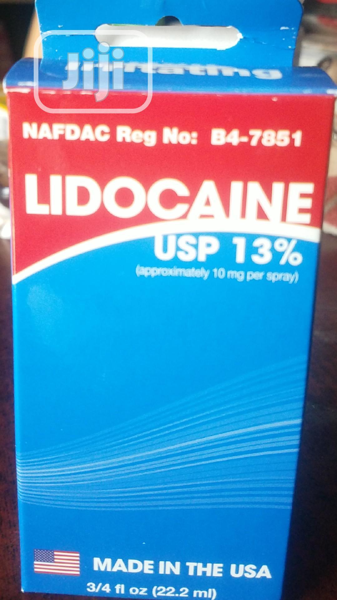Lidocaine Quick Ejaculation Delay Spray
