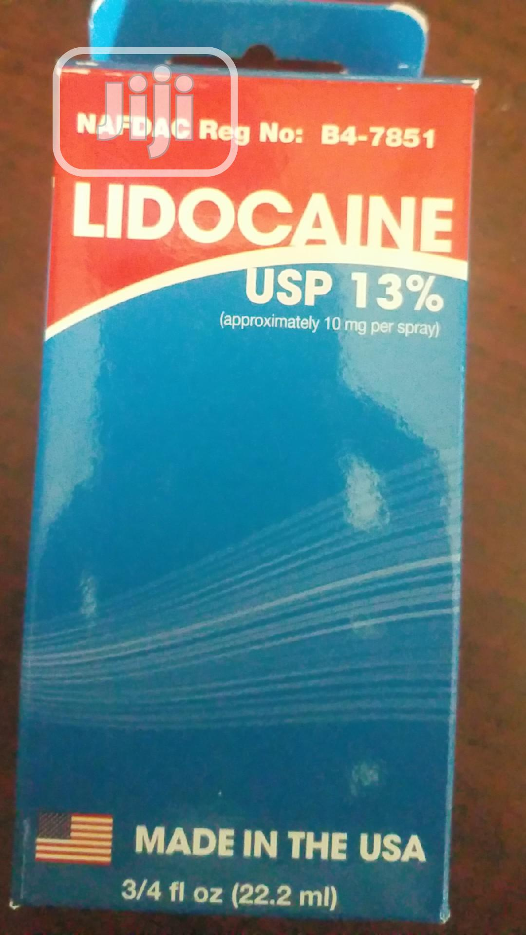 Lidocaine Quick Ejaculation Delay Spray | Sexual Wellness for sale in Alimosho, Lagos State, Nigeria