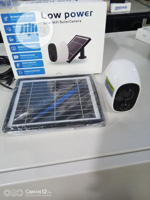 Solar Indoor Motion Camera With Audio And Video Recording | Security & Surveillance for sale in Abuja (FCT) State, Wuse 2