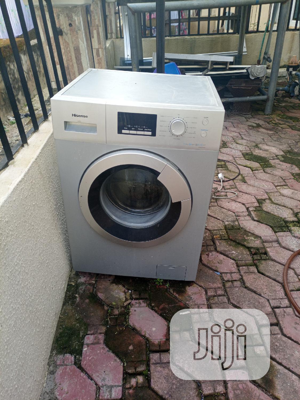 Archive: Washing Machine