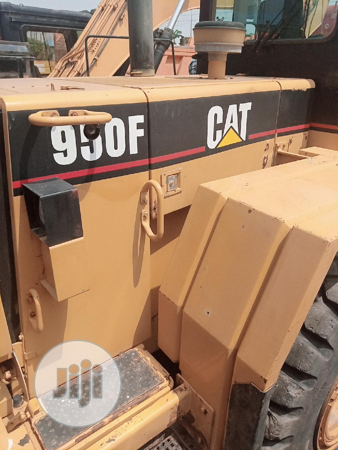 Archive: 950F CAT Payloader Available For Sale