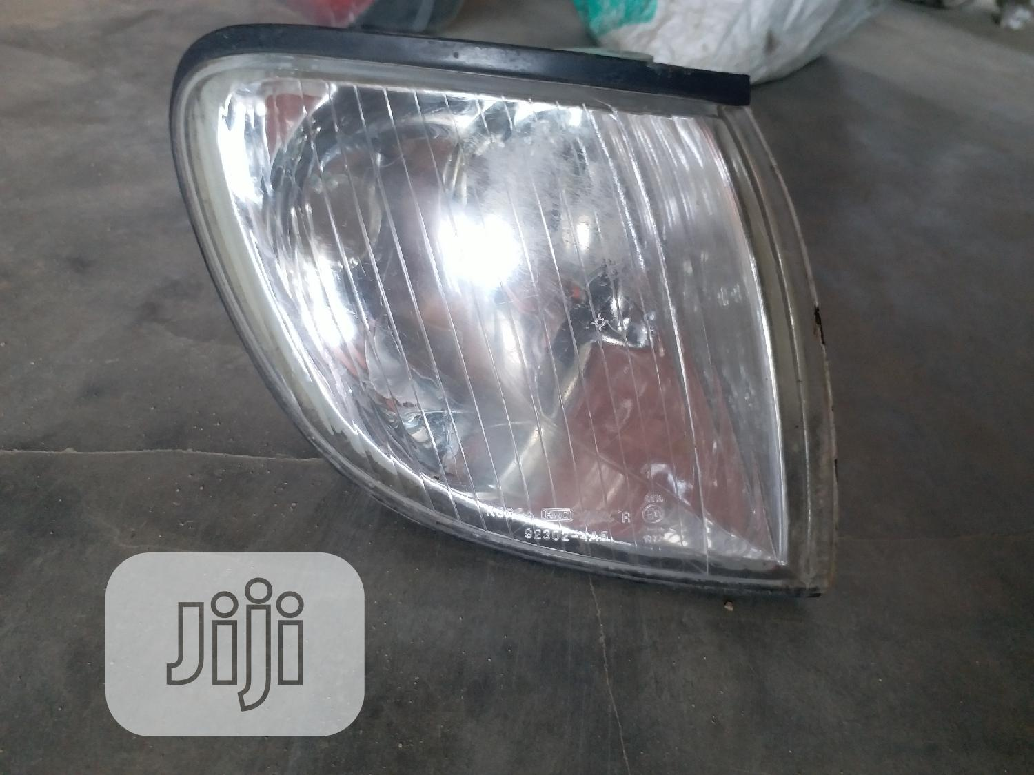 Side Pointer For Hyundai Bus H1