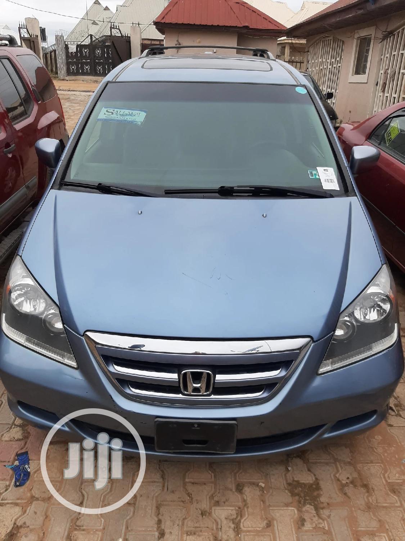Honda Odyssey 2006 LX Blue