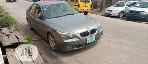 BMW 535i 2008 Gray | Cars for sale in Lagos State, Magodo