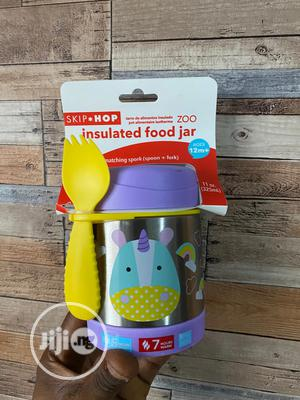 Skip Hop Insulated Food Jar Stainless Steel Food Container   Babies & Kids Accessories for sale in Lagos State, Ajah