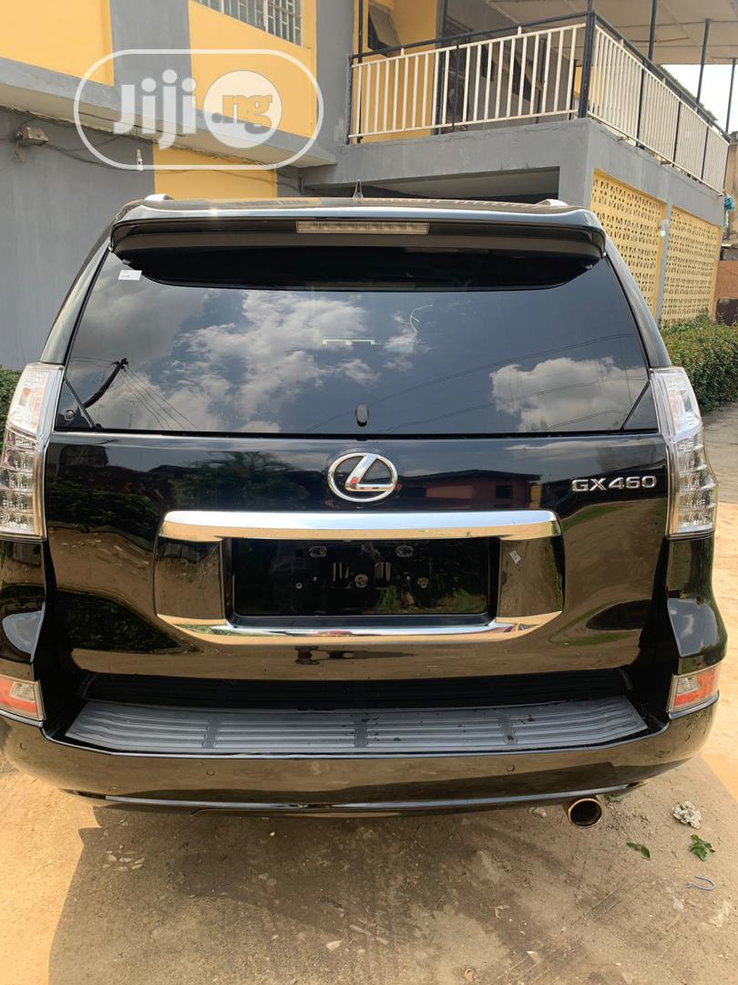 Lexus GX 2016 Black | Cars for sale in Surulere, Lagos State, Nigeria