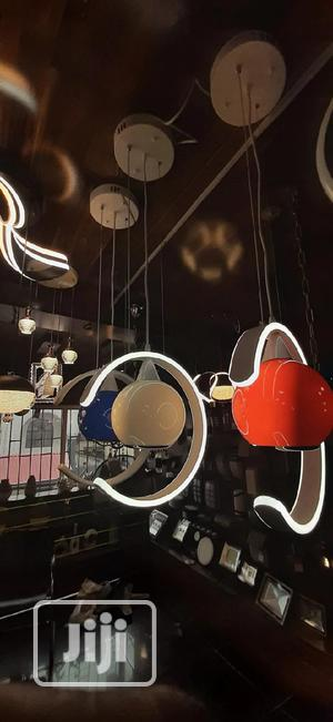 Led HALF MOON🌙 Pendant Drop Light.. | Home Accessories for sale in Lagos State, Ojo