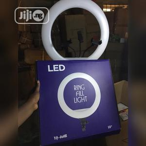 18 Inches Led Ringlight | Accessories & Supplies for Electronics for sale in Lagos State, Lagos Island (Eko)