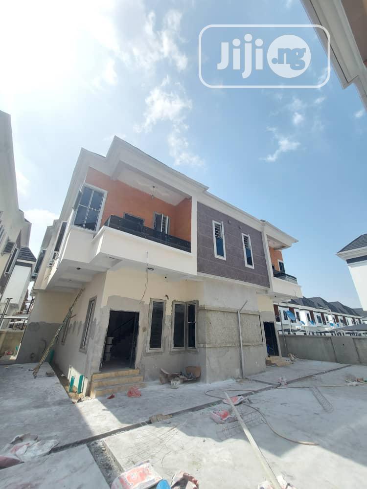 Four Bedroom Duplex For Sale In 2nd Toll Gate Lekki