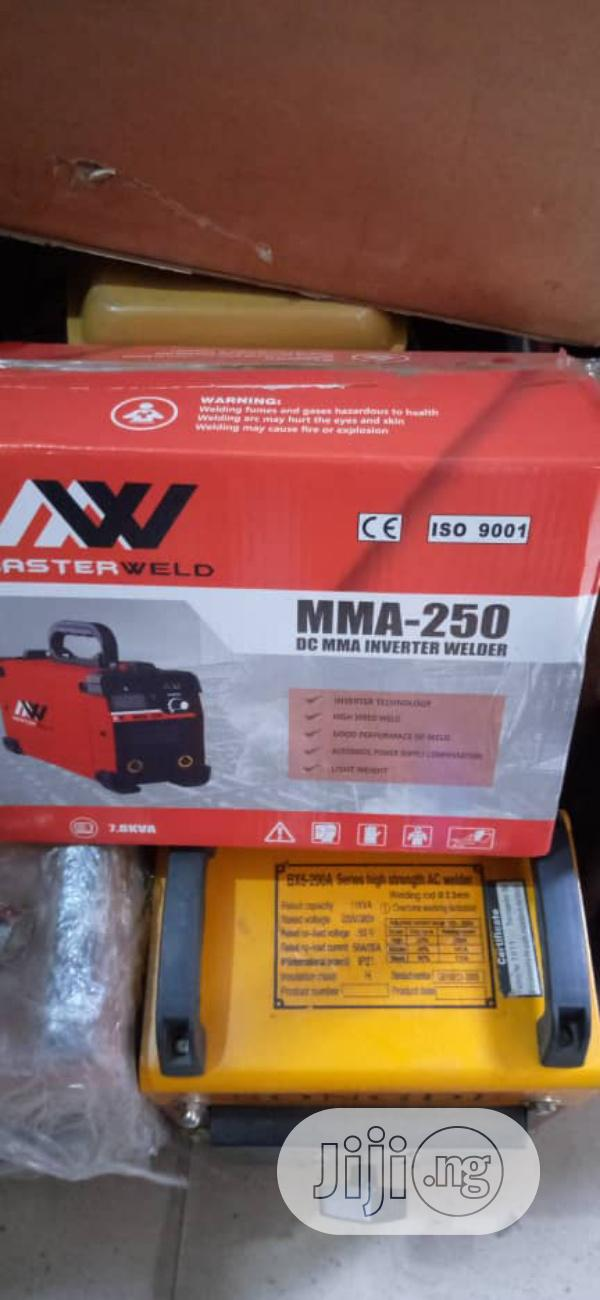 Original DC MMA 250 Inverter Welding Machine