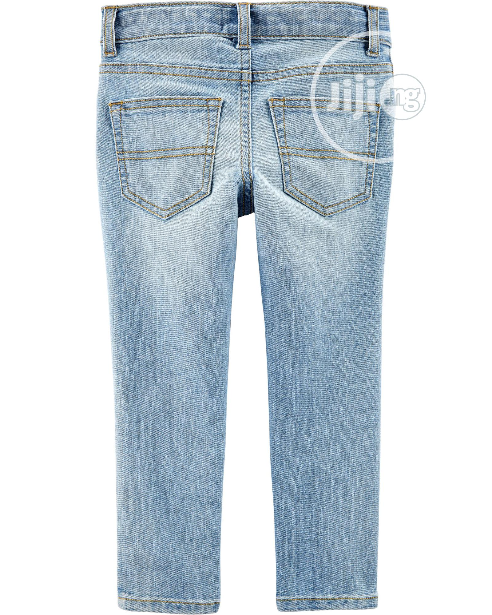 Rip-And-Repair Skinny Jeans | Children's Clothing for sale in Ajah, Lagos State, Nigeria