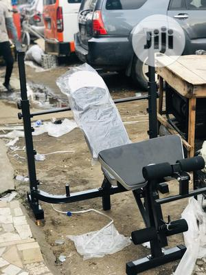 Olympic Weight Bench Standard | Sports Equipment for sale in Lagos State, Ogudu