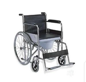 Commode Wheelchair | Medical Supplies & Equipment for sale in Lagos State, Lagos Island (Eko)