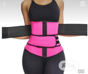 Original Double Belt Neoprene Waist Trainer | Clothing Accessories for sale in Rivers State, Port-Harcourt